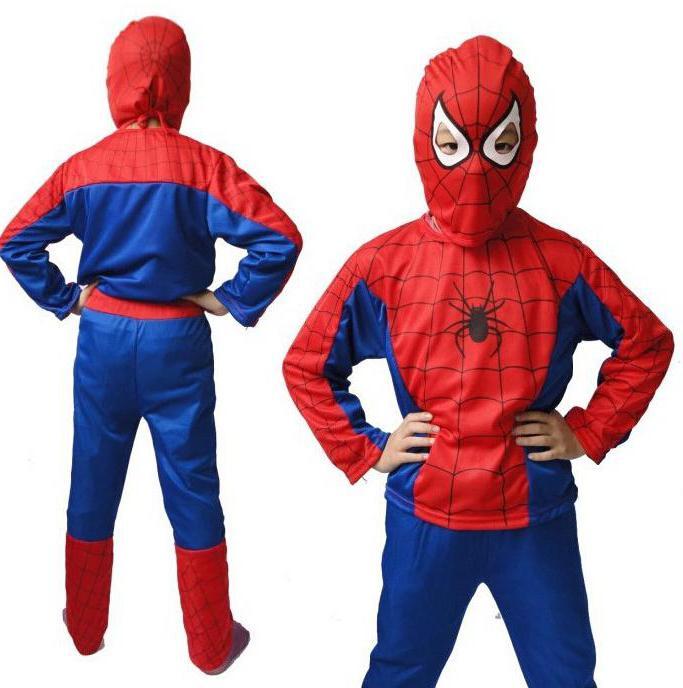 Человека паука своими руками 80