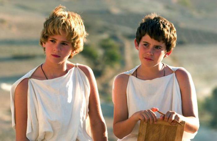 красивые греческие имена для мальчиков