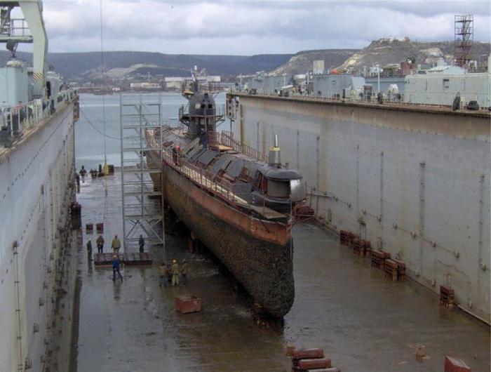 подводная лодка б 28 641 проекта