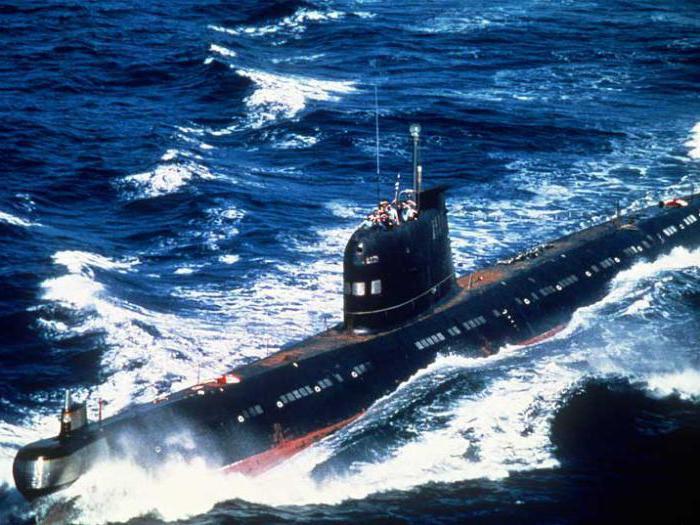 подводная лодка 641 проекта