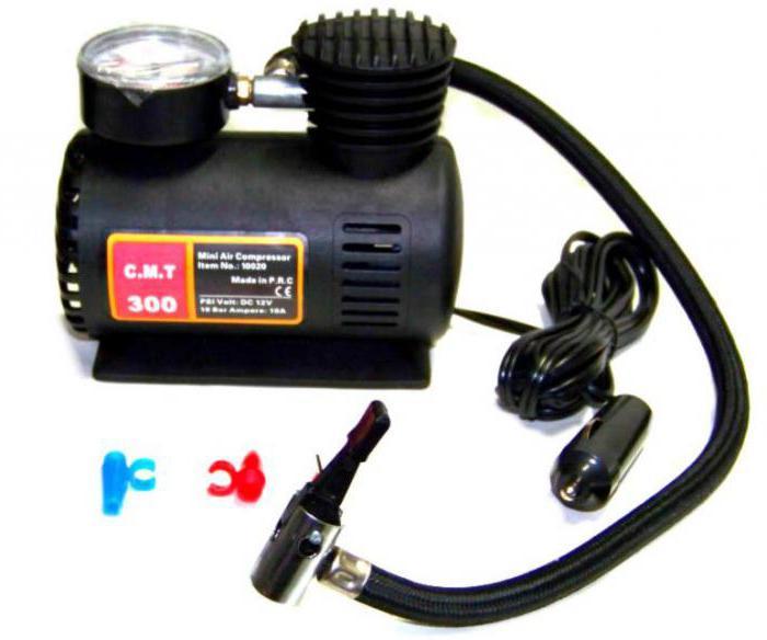 компрессор автомобильный отзывы