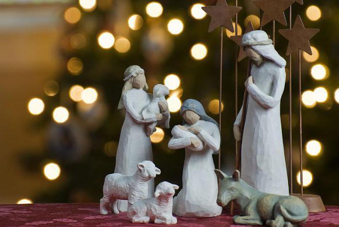 новый год рождество традиции