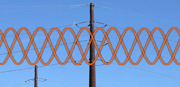 переменный ток высокой частоты