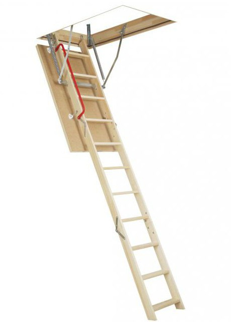 деревянные чердачные лестницы fakro