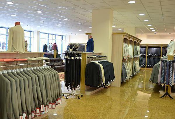 магазины одежды в москве