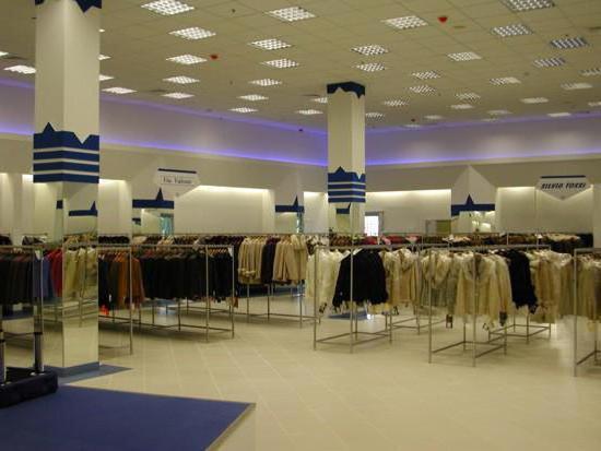магазин верхней одежды москва