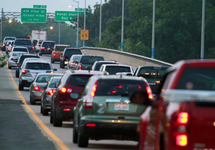 самая большая автомобильная пробка в мире