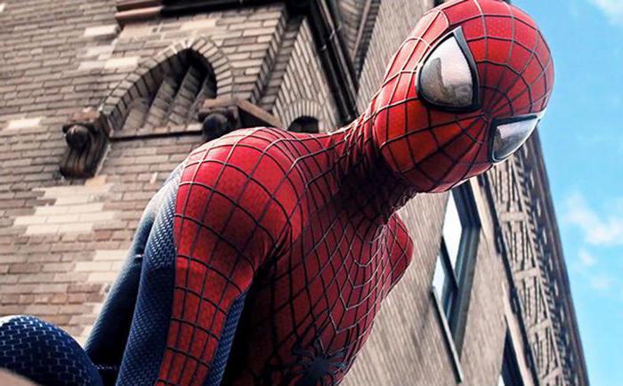 актеры новый человек паук высокое напряжение