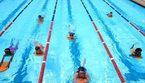 бассейн зоркий красногорск