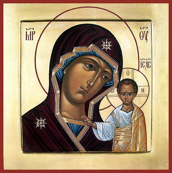 Храм иконы Казанской Божией Матери в Коломенском