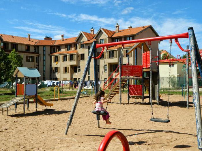 покрытия для детских площадок на улице