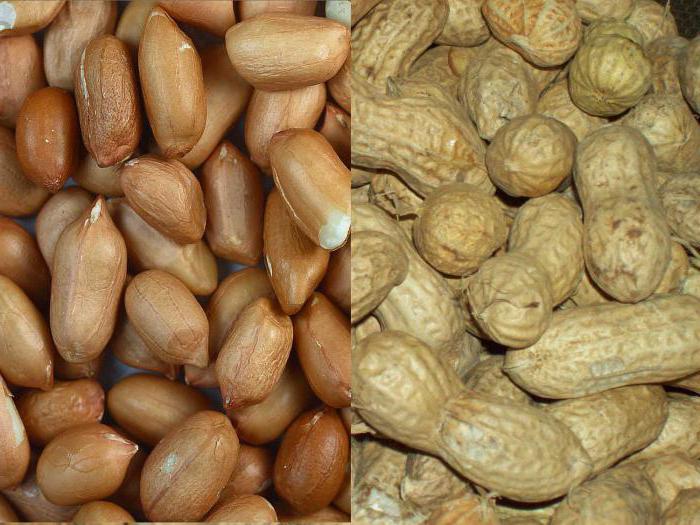 арахис свойства