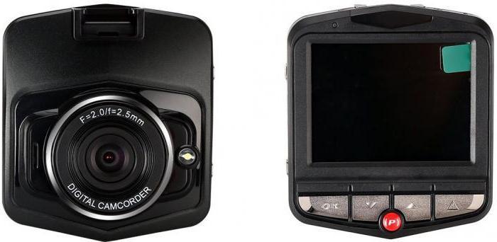 Скрытый видеорегистратор с выносной камерой