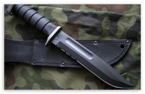 нож армейского спецназа