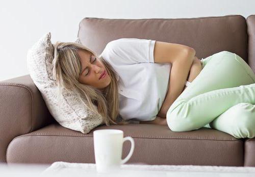 синдром ашермана симптомы