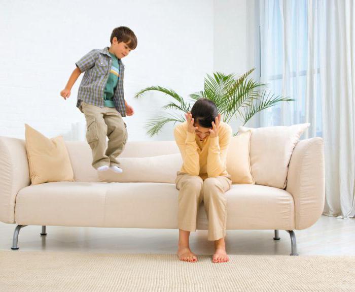 советы родителям гиперактиного ребенка