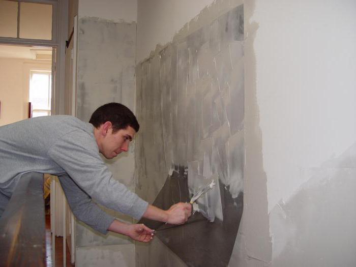 подготовка стен под плитку в ванной в хрущевке