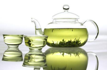 Главное отличие зеленого от черного чая