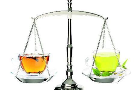 Чем отличается зеленый чай от черного и его вред