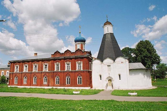 Брусенский монастырь Коломна