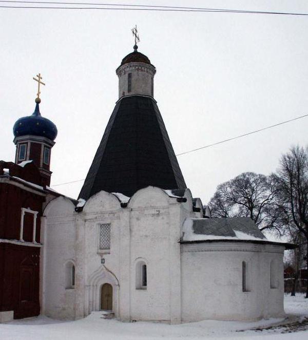 Брусенский монастырь Коломна фото