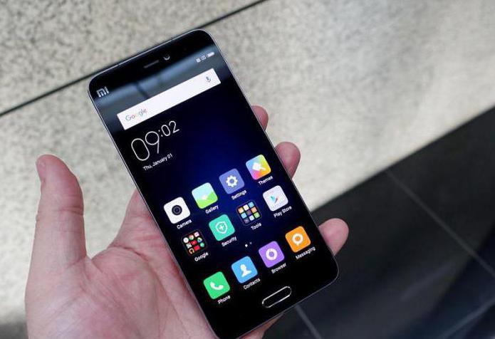 Китайская марка телефона Xiaomi