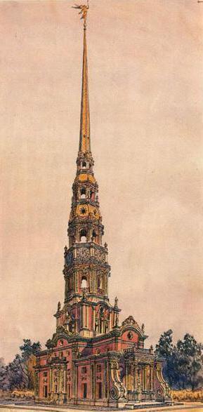 Меньшикова башня в Москве