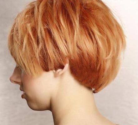 цвет волос светло русый рыжий