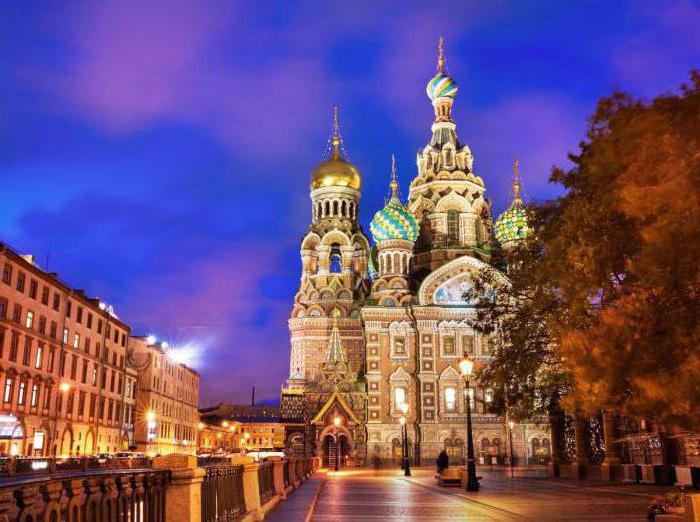 петербург северная столица россии