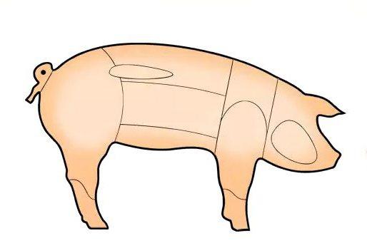 свиной калтык как приготовить