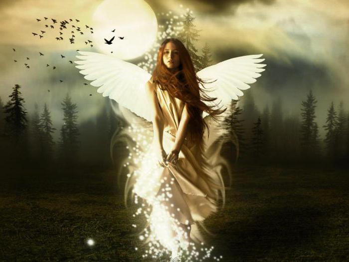 сонник к чему снятся ангелы