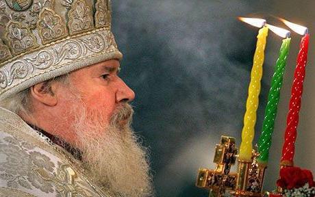 патриарх московский алексий