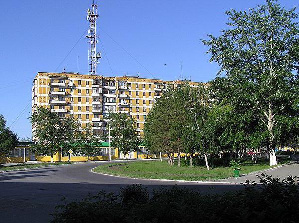г рудный казахстан