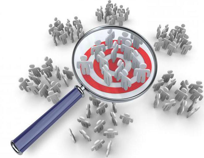 как определить целевую аудиторию услуги
