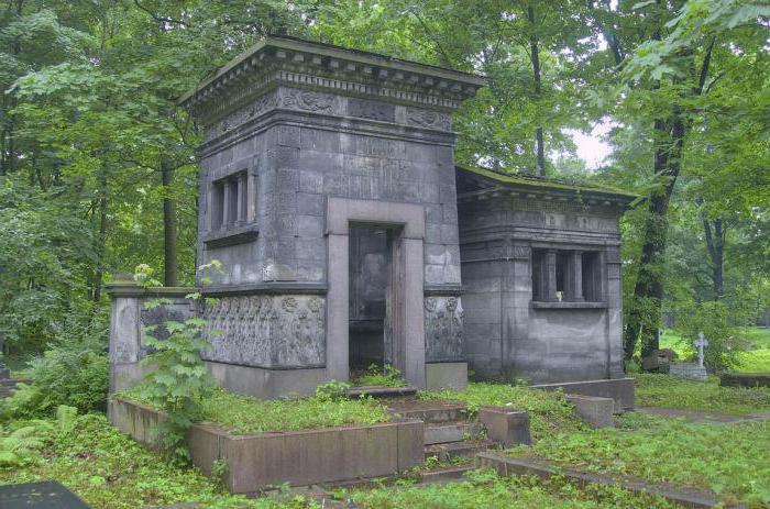 новодевичье кладбище санкт петербург как доехать