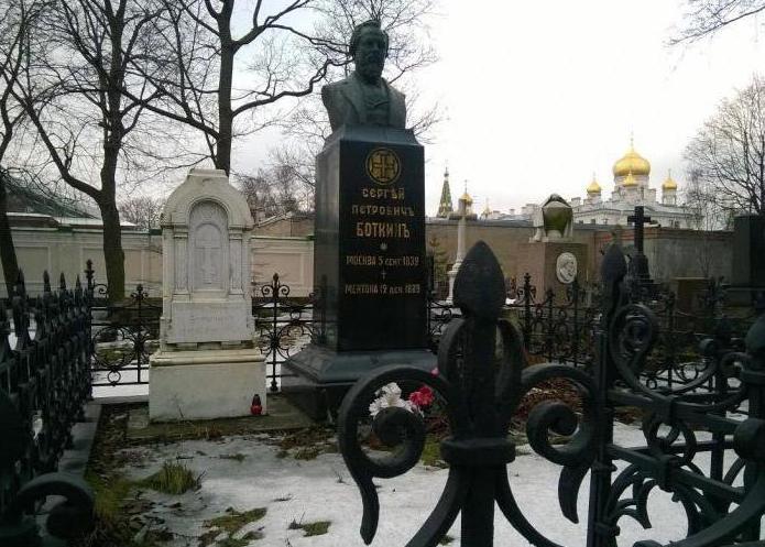 новодевичье кладбище санкт петербург список захоронений