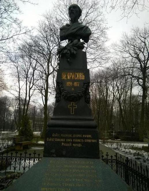 новодевичье кладбище санкт петербург адрес