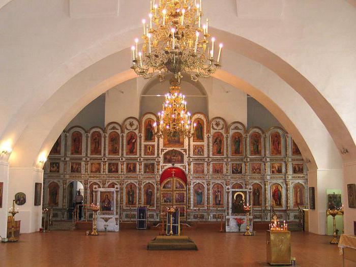 богоявленский собор казань история