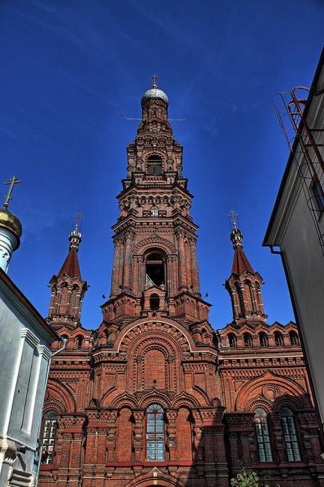 колокольня богоявленского собора казань