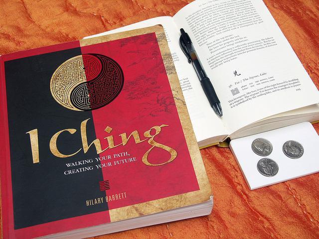 Тотал любовное гадание по книге перемен следует ничего