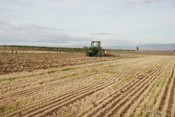 сельскохозяйственной техники