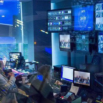 история телевидения в россии