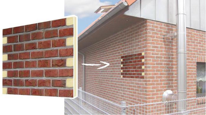 фасадные материалы для наружной отделки
