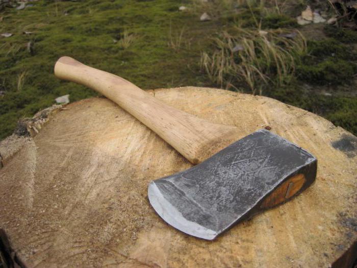 К чему снится колоть дрова топором
