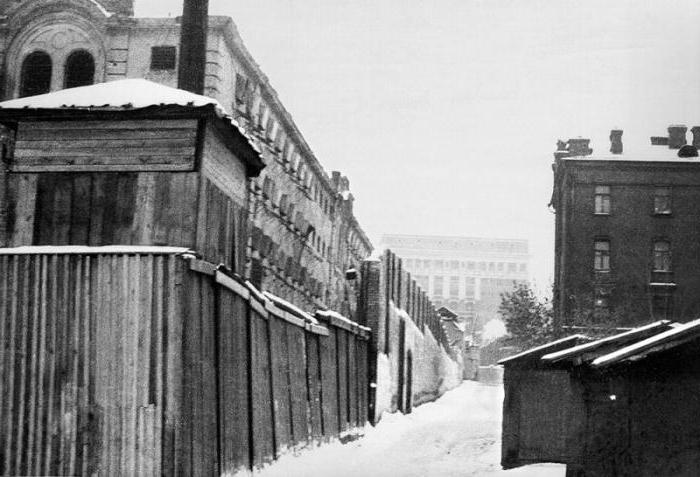 Российские тюрьмы