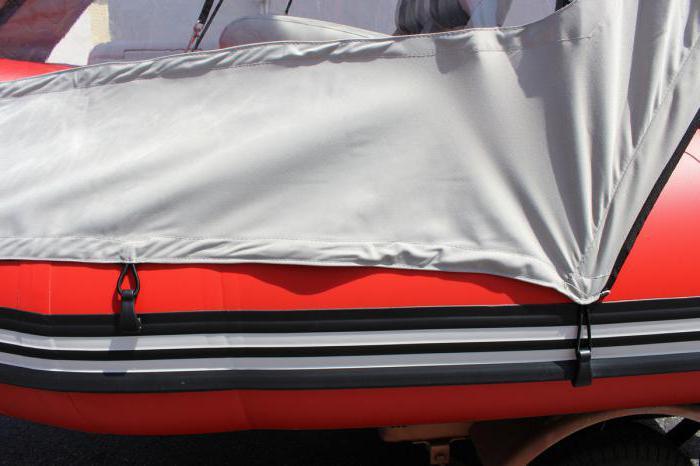 Ходовой тент для лодки пвх видео 183