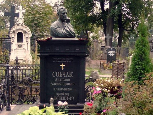 Никольское кладбище Александро-Невской лавры могилы знаменитостей