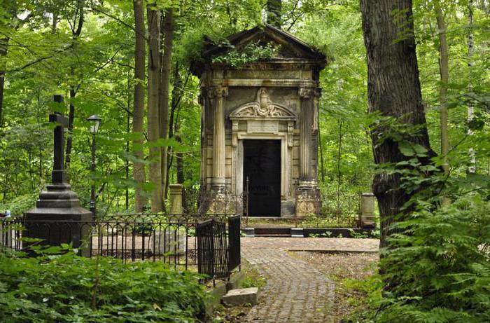 Лютеранское смоленское кладбище