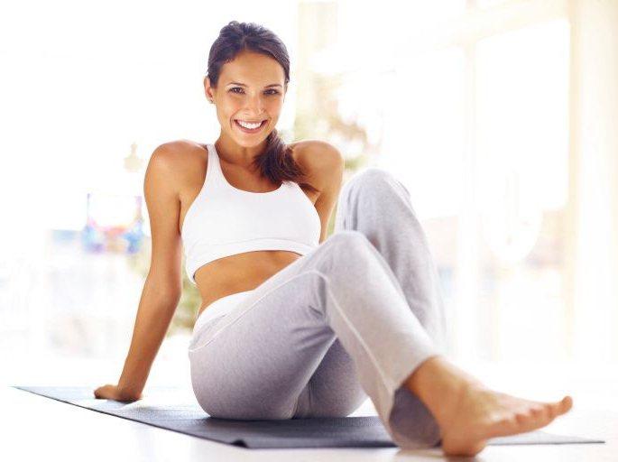 запор упражнения для опорожнения