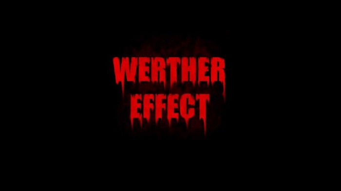 Эффект Вертера